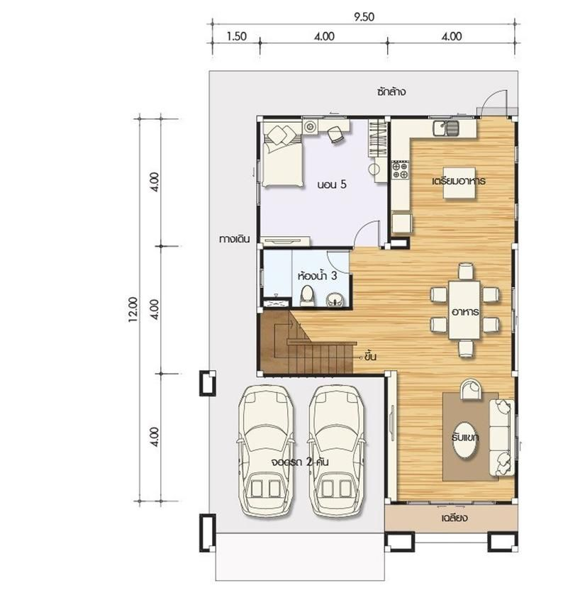 Pin By Bright Atoe On Architecture Floor Plans Custom Home Plans House Layout Plans Custom Design House Plans