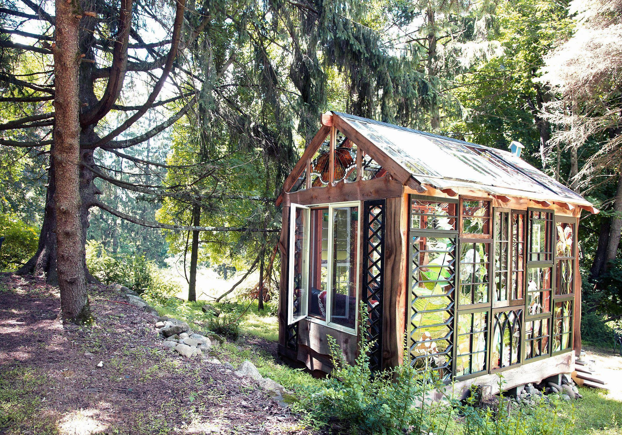 Des ateliers qui donnent des idées : Neile | Les cabanes, Cabanes et ...