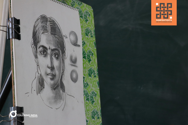 Ketan S Trees Sketch Yours Soon Sketching Painting