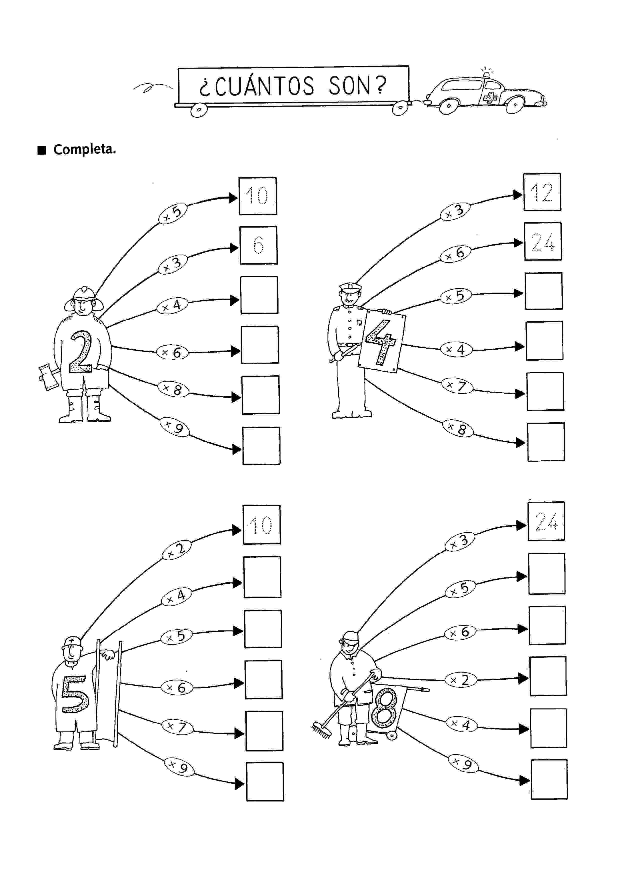 actividades para nios preescolar primaria e inicial fichas con divertidas para imprimir para