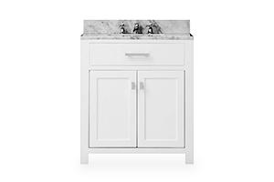 30 Inch White Bathroom Vanity White Vanity Bathroom Bathroom Vanity