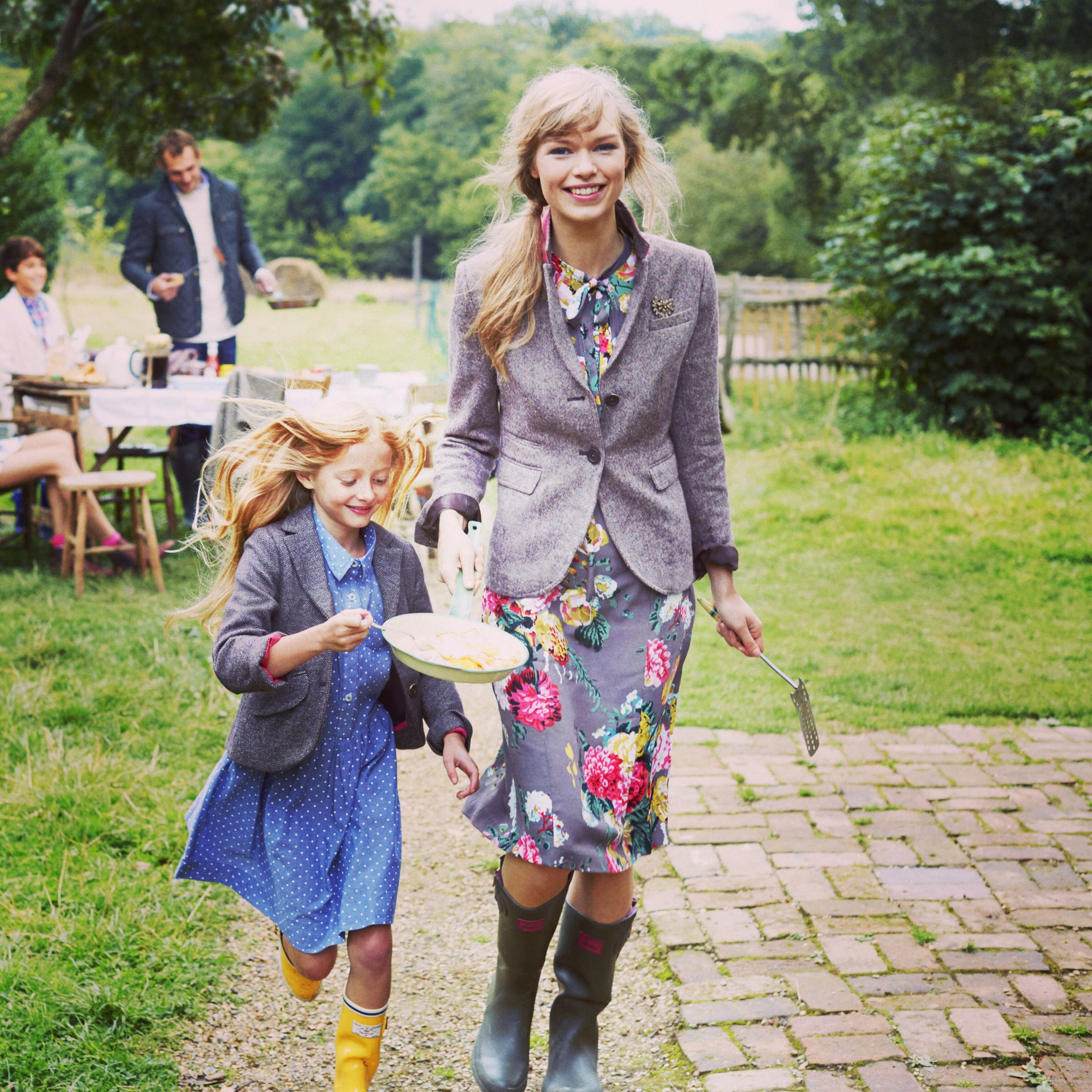 Celebrate british country heritage with joules winter spirit