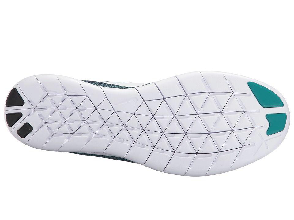 4099380d3378 Nike Free RN 2017 Men s Running Shoes Binary Blue White Turbo Green ...