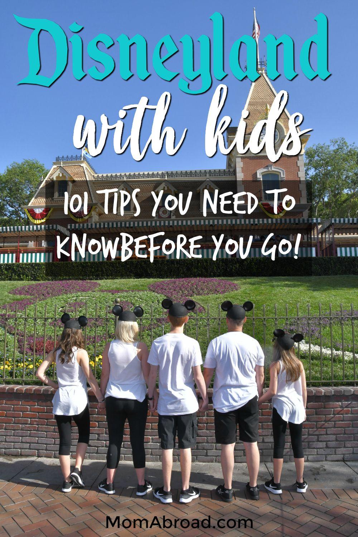 Disneyland mit Kindern – 101 Tipps, die Sie wissen müssen, bevor Sie gehen! – Mama im Ausland   – Travel