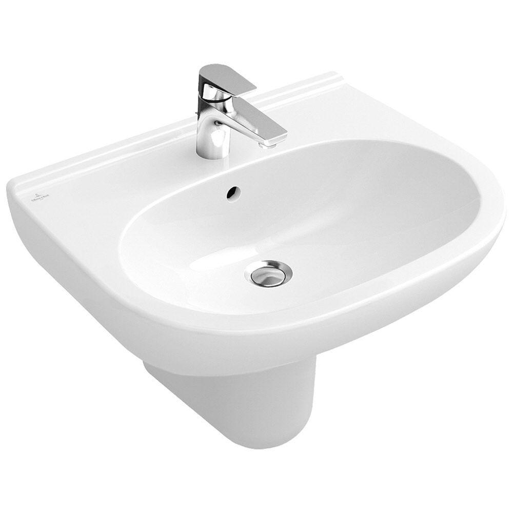 Villeroy Boch O Novo Waschtisch Art 51606001 Bei Megabad Megabad Waschbecken Villeroy Waschtisch