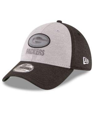 74eec04b New Era Green Bay Packers Ref Logo 39THIRTY Cap - Gray M/L   Products