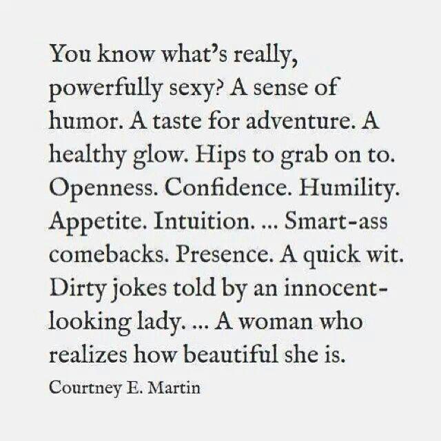 Sexy women quotes