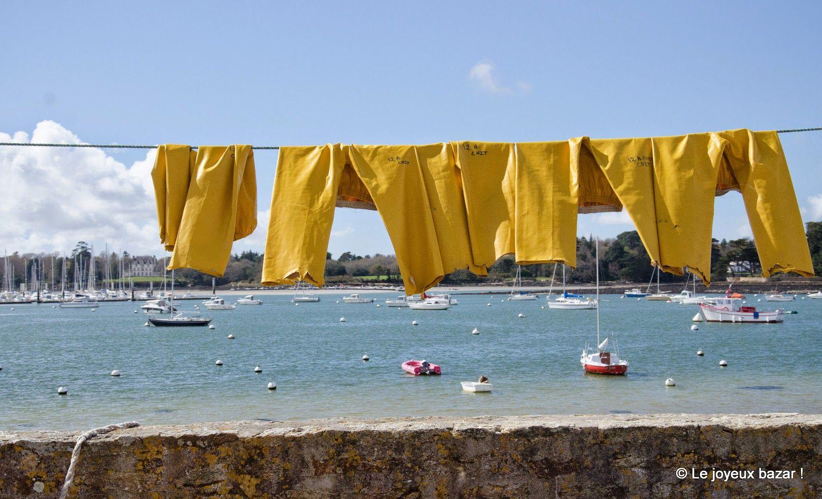 Le joyeux bazar !: Couleurs bretonnes