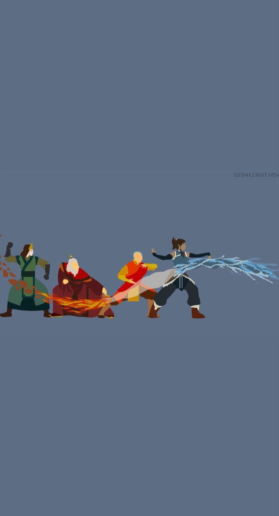 Avatar Wallpaper Avatar The Last Airbender Avatar Aang Avatar The Last Airbender Art