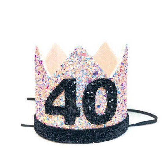 Birthday Crown Adult