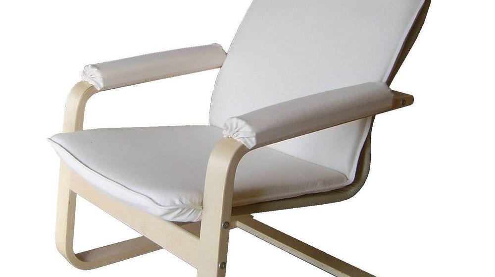 Armlehnenpolster Polsterung für Schwingsessel IKEA PELLO. Sessel Zubehör! Neu
