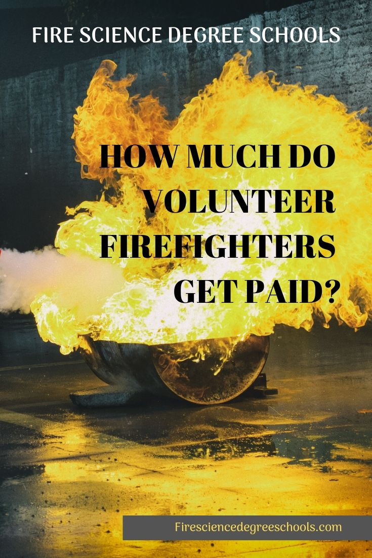 How Much Do Volunteer Firefighters Get Paid? #Jobs | Career