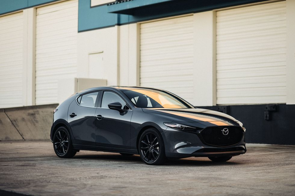 2021 Mazda 3 Reportedly Adding Turbo But No Mazdaspeed Variant In 2020 Mazda Hatchback Mazda 3 Hatchback Mazda 3 Sedan