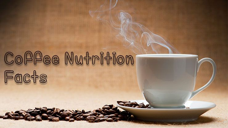 Top 10 #Coffee #Nutrition Facts To Blow Your Mind #Coffeefacts #CoffeeNutrition