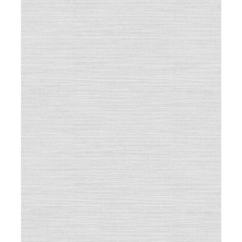 Advantage Zora Off-White Linen Texture Wallpaper Sample