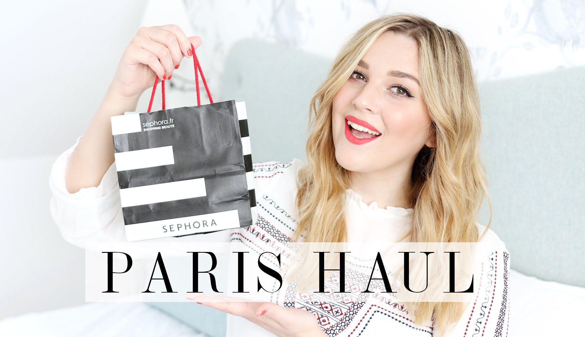 Paris Sephora Haul | I Covet Thee