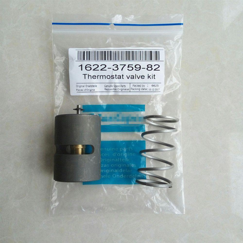 1622375982 Thermostat Valve Kit Core Oem Repair Part For Atlas Copco Screw Air Compressors Ga Thermostat Air Compressor Valve