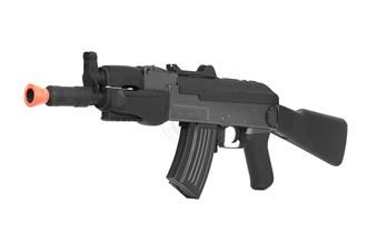 CYMA Full Metal Gearbox AK47 Spetsnaz Tactical Assault AEG