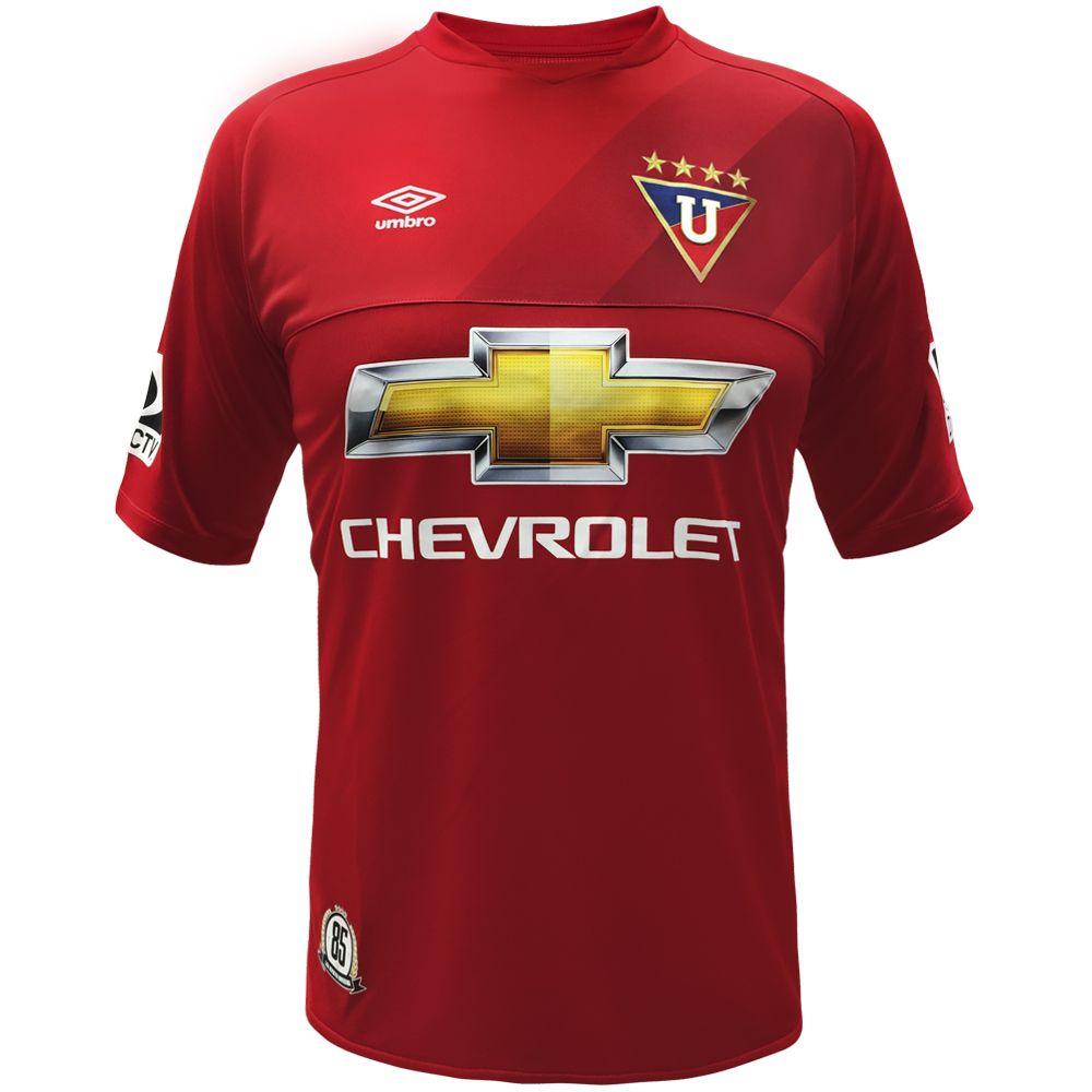Liga Deportiva Universitaria   Camiseta Alterna Liga Niño 2015 - Marathon  Sports a73c83f1d82