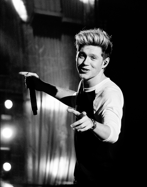 Niall Horan. One Direction Santiago, Chile - 30.04