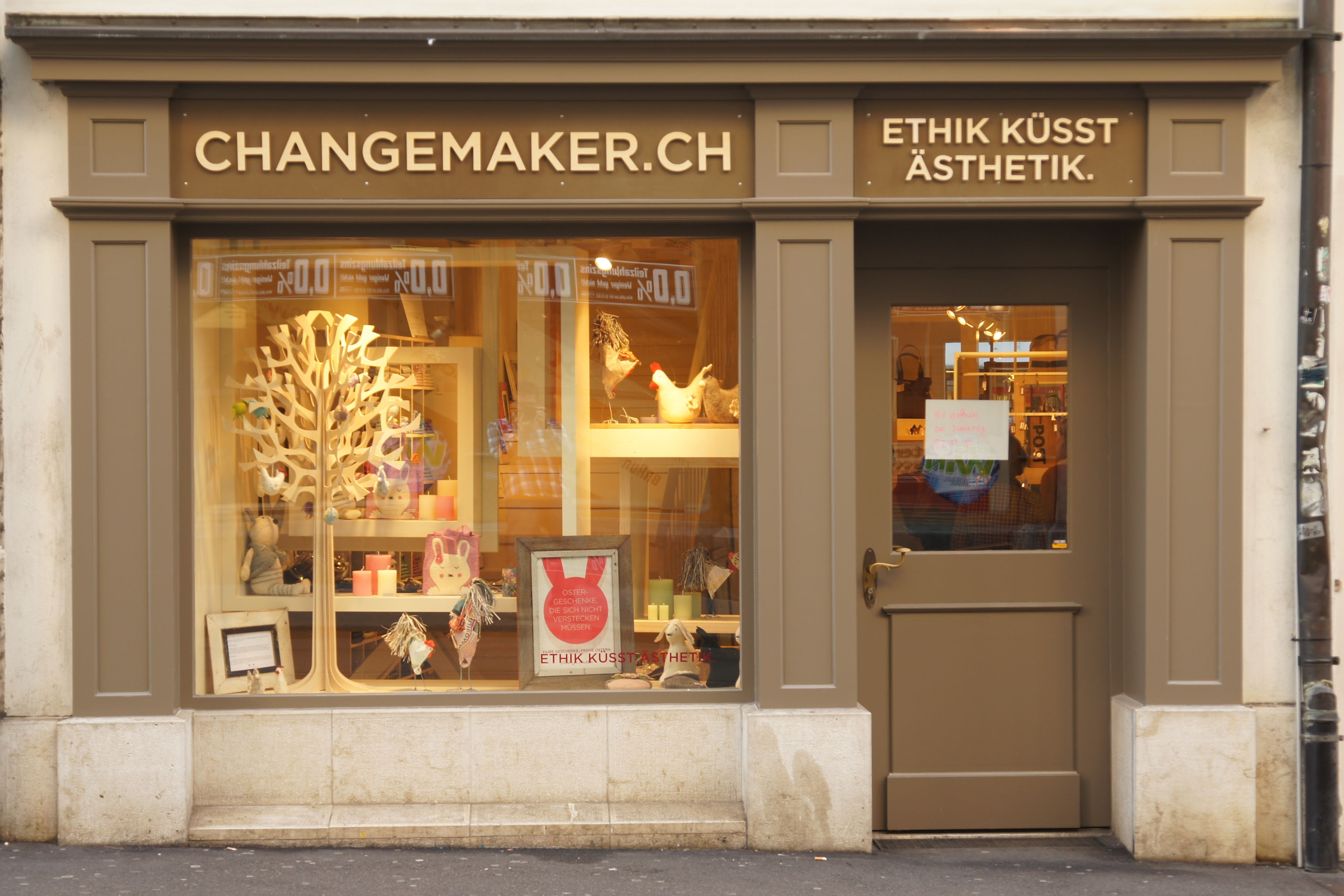 Basel Basel Modern Shops