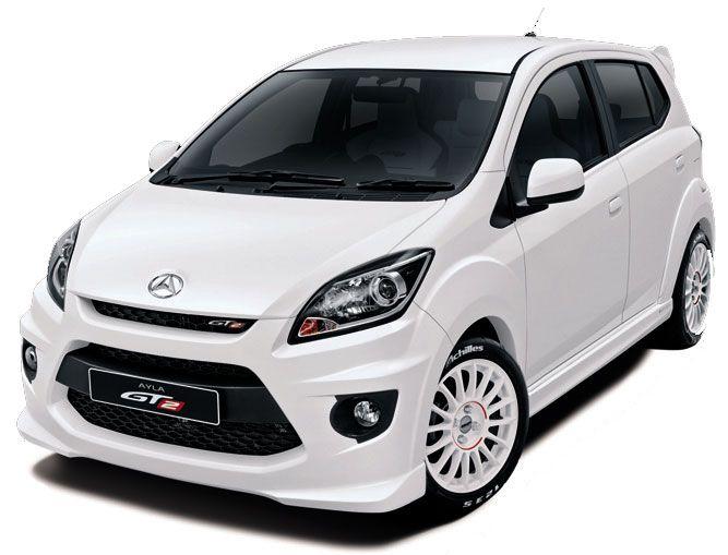 Daihatsu Ayla Daihatsu Modifikasi Mobil Dan Mobil Impian