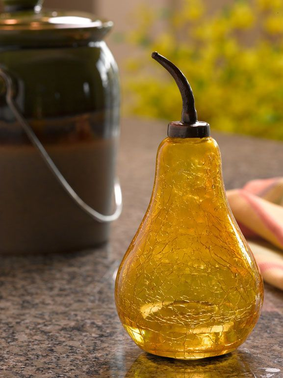 Fruit Fly Trap | Glass Pear Fruitfly Trap | Gardener's Supply
