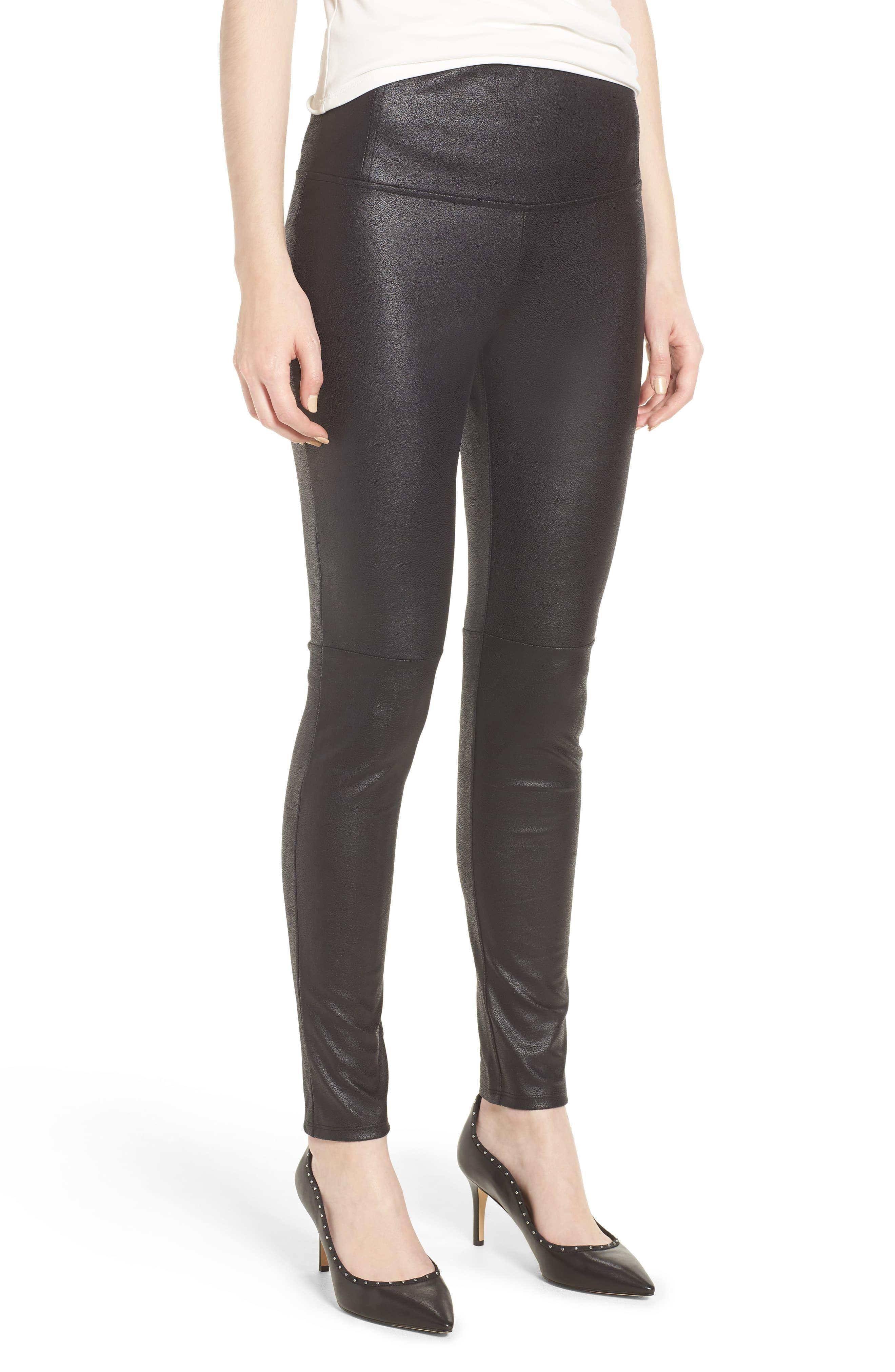 edfd595498e103 Women's Chelsea28 Wide Waist Biker Leggings, Size XX-Small - Black ...