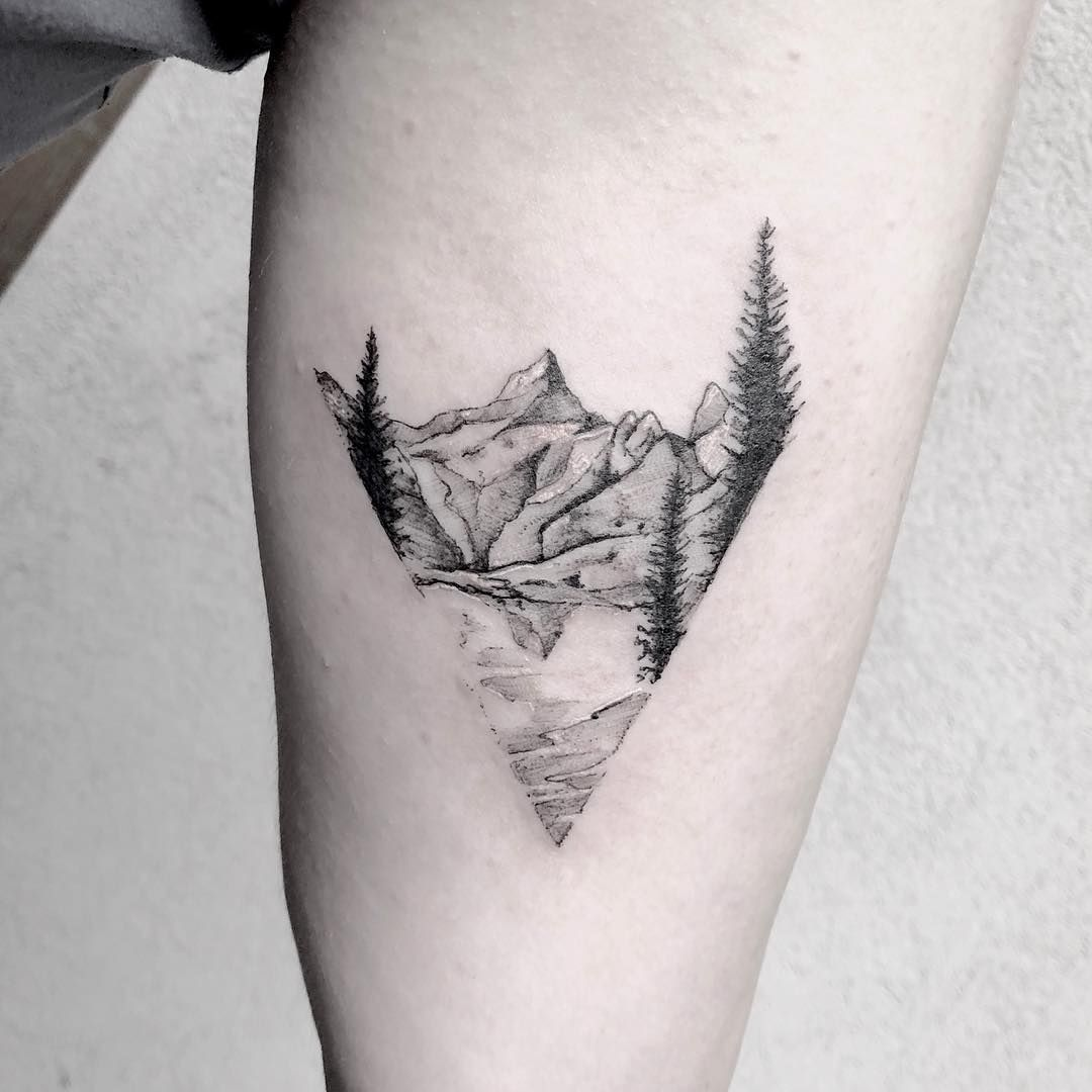 Photo of 53 Ultimate Amazing Mountain Tattoo Design Ideas for 2019 – Page 12 of 53 – TattoFit.Com Best Tattoo Blog!