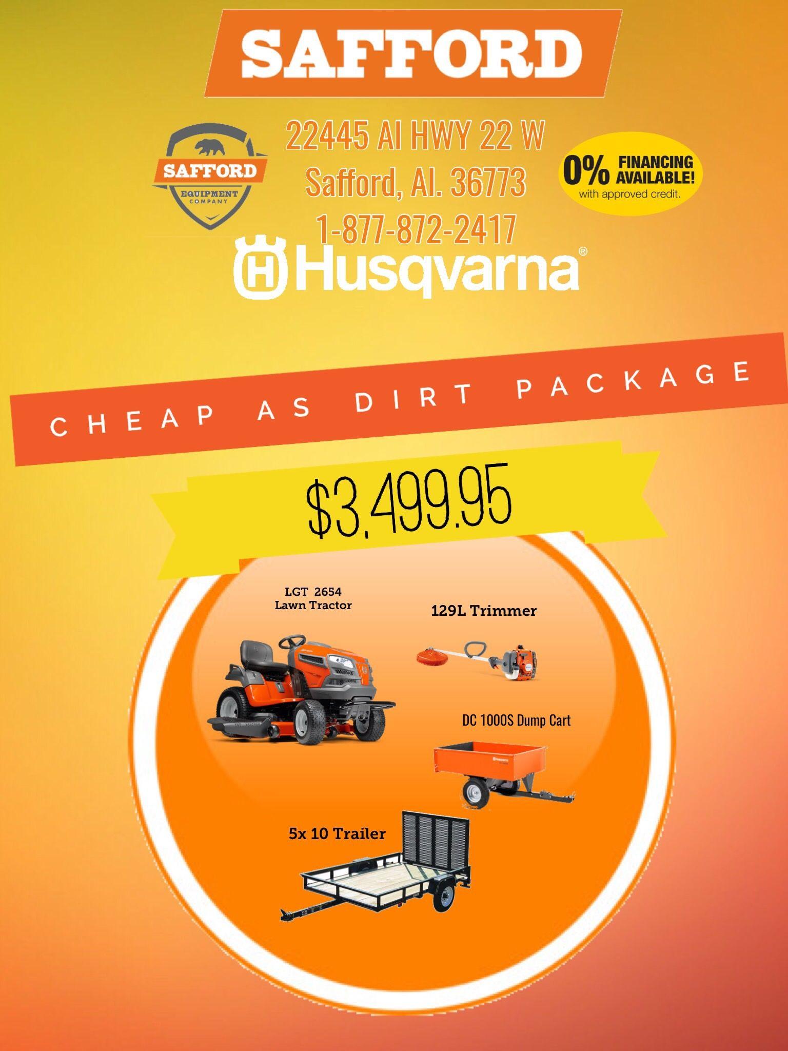 18778722417 safford equipment alabama husqvarna dealer