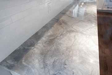 Vermont White Granite Countertops 81