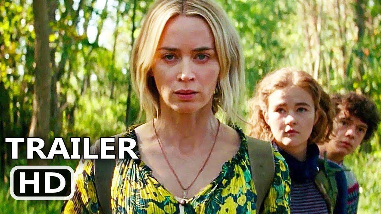 Um Lugar Silencioso 2 Trailer Brasileiro Dublado Horror 2020