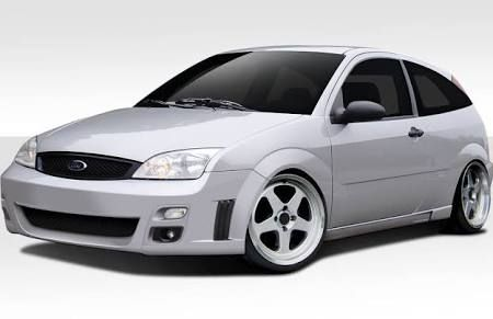 05 07 Ford Focus Zx3 Aftermarket Google Search Ford Focus Body Kit Sport Body