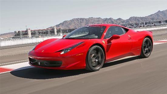 Ferrari 458 Italia On Track Supercar Driving Experience Super Cars New Trucks