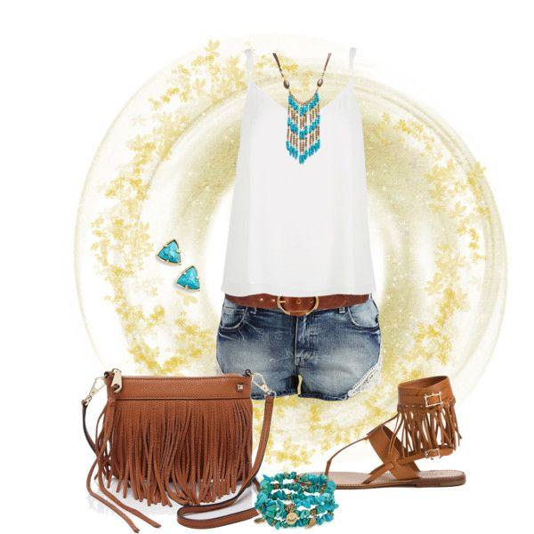 Fringe & Turquoise