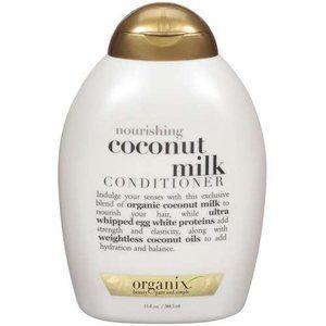 Beauty Shampoo For Damaged Hair Coconut Milk Shampoo Organix