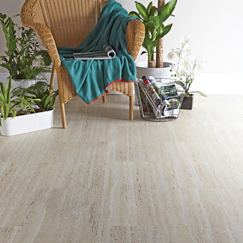Aqua Tile 5g Natural Flagstone Click Vinyl Flooring