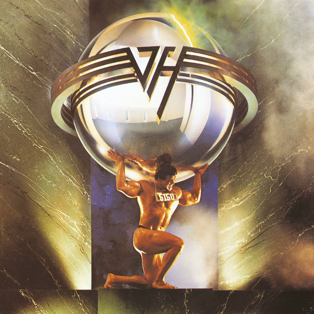 Van Halen 5150 1986 In 2020 Cool Things To Make Till We Meet Again