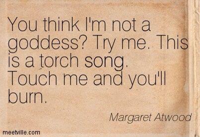Margaret Atwood #margaretatwood