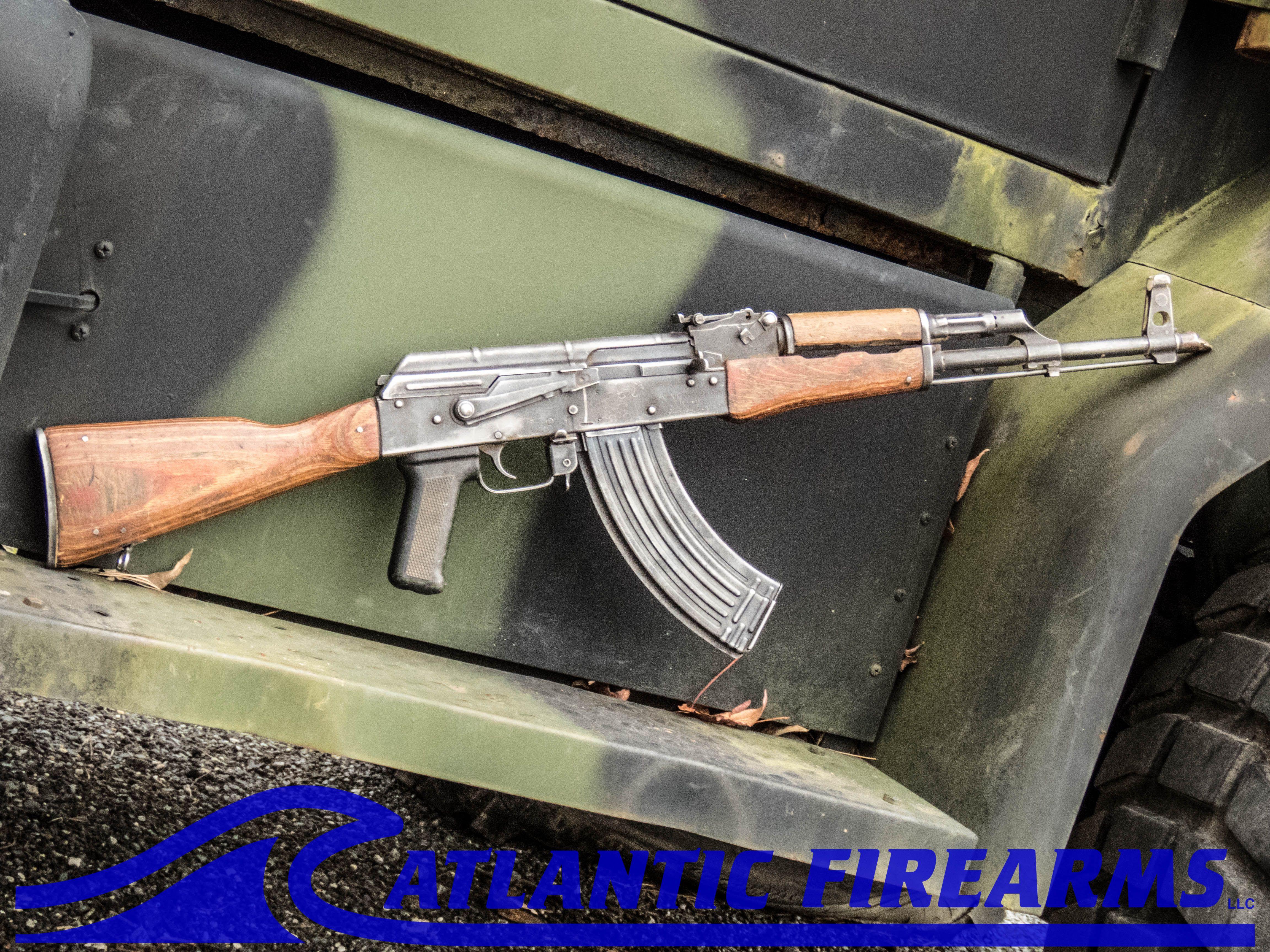 Iraqi Contractor WASR 10 AK47 | ak47 | Guns, Arsenal