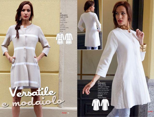 Sewing Princess: La Mia Boutique 0415 22-25