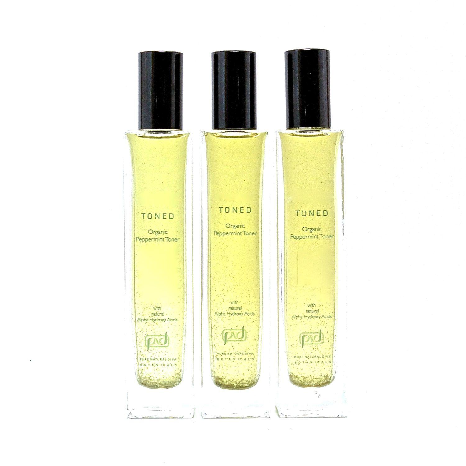 Toned Organic Peppermint Toner Pure Natural Diva Organic Beauty Natural Perfumes Diy Beauty Secrets Organic Peppermint Beauty Tips Home Remedy