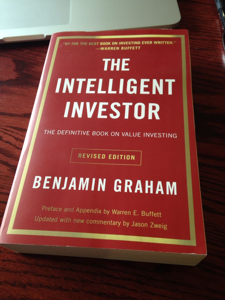 The intelligent investor by Benjamin graham | Investing books ...