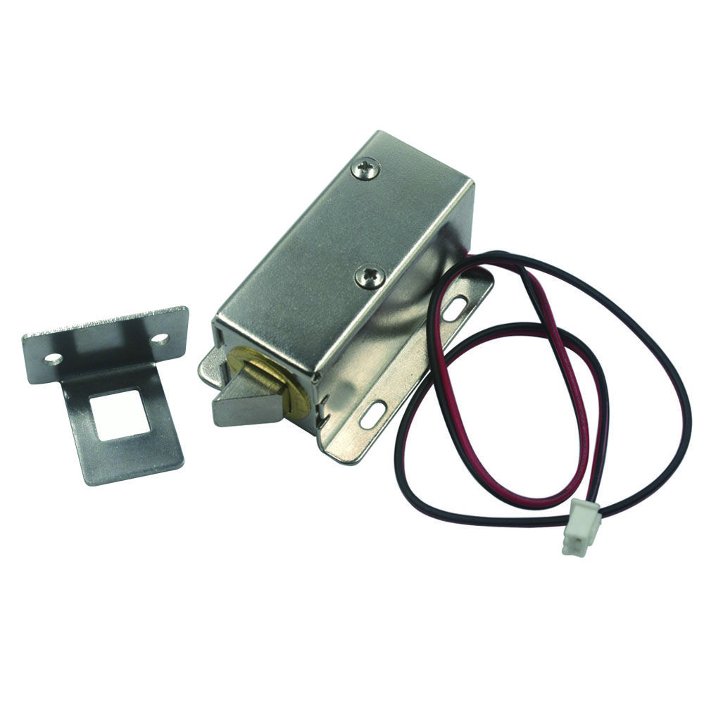 24v Cabinet Door Electric Lock Tongue Right Assembly Solenoid With Lock Buckle Electric Lock Cabinet Doors Electricity