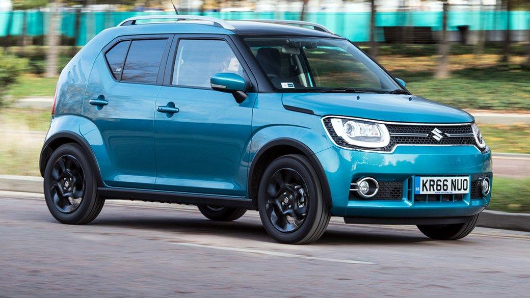 The Best Suzuki Ignis Second Mitsubishi space wagon