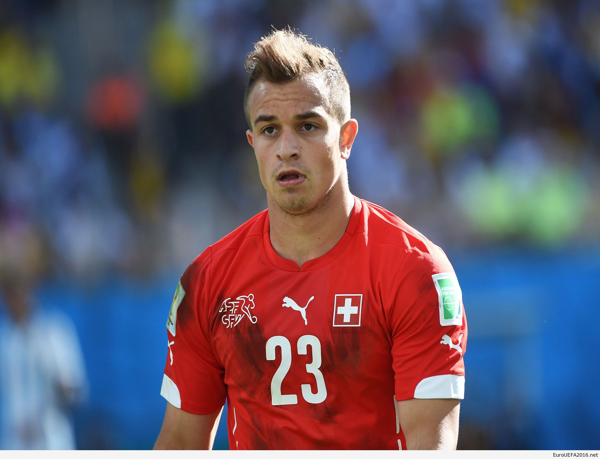 Xherdan Shaqiri Switzerland Pictures Photos And Wallpapers Hd Long Sleeve Tshirt Men Premier League Football Is Life