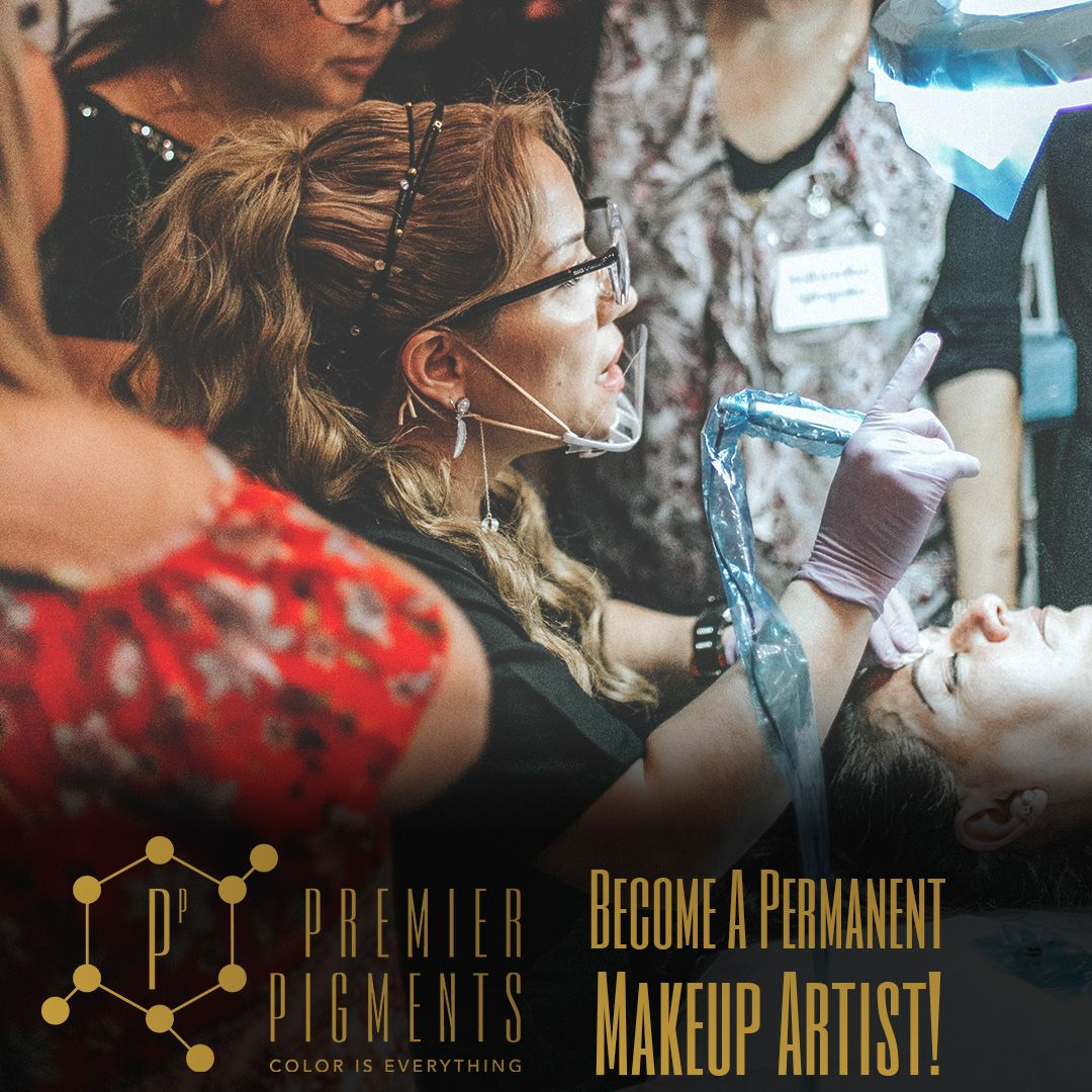 Have you considered a career in permanent makeup premier