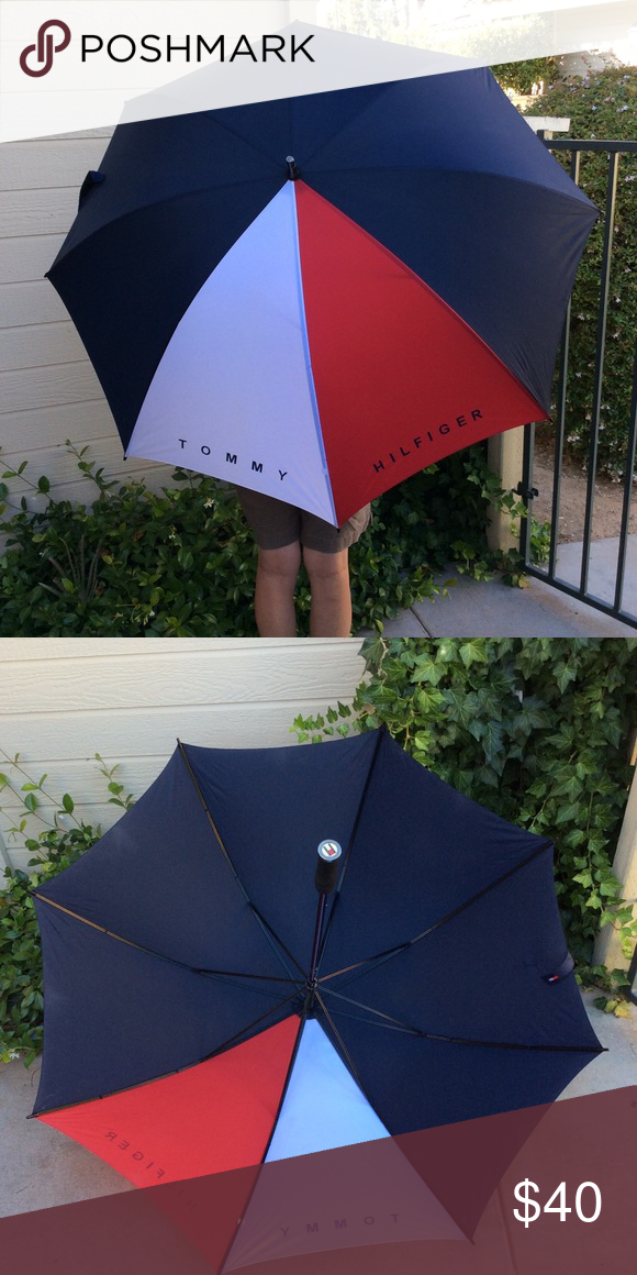 Tommy Hilfiger Large Umbrella I purchased this at Macy*s in 1997 and barely used it! Diameter is approximately 49in. Tommy Hilfiger Accessories Umbrellas #largeumbrella Tommy Hilfiger Large Umbrella I purchased this at Macy*s in 1997 and barely used it! Diameter is approximately 49in. Tommy Hilfiger Accessories Umbrellas #largeumbrella
