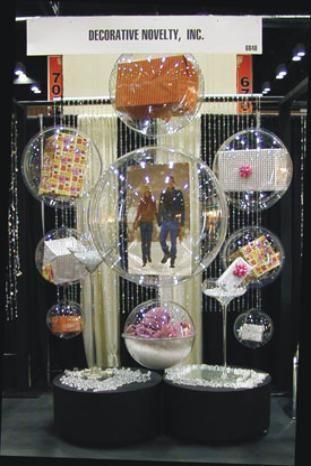 Vacuum Formed Merchandising & Display Spheres