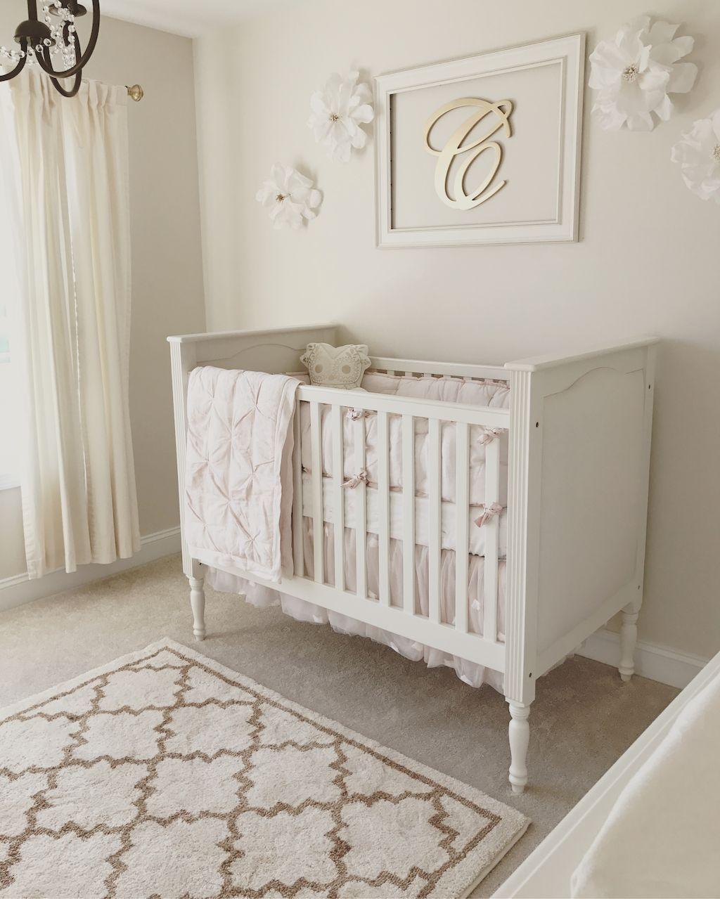 Simply Decor Baby Nursery 19 Baby Girl Nursery Room Girl
